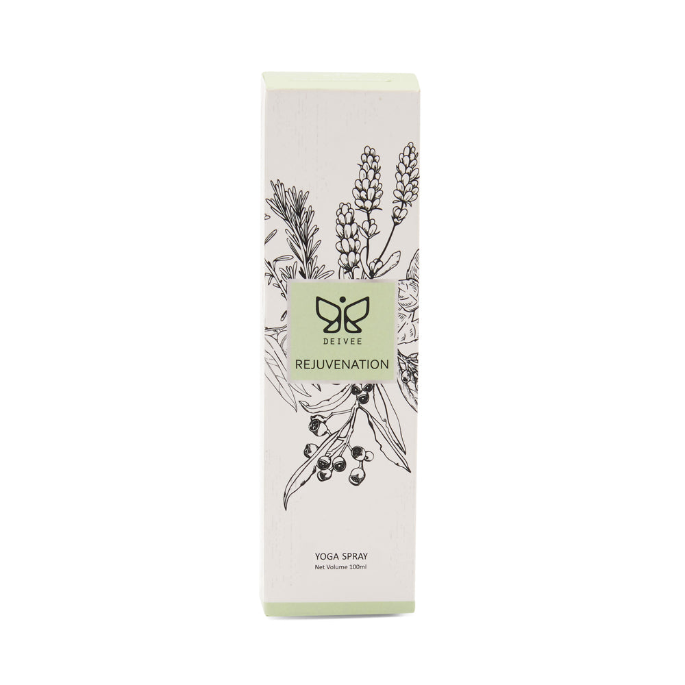 Rejuvenation Yoga Mat Spray - Deivee