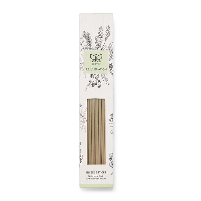 Rejuvenation Coloured Incense Sticks - Deivee