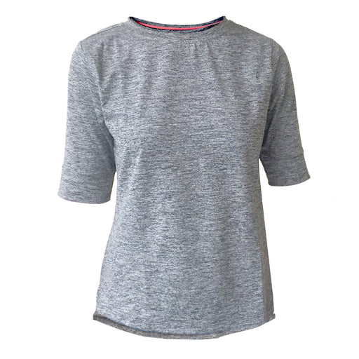 Grey Active T-Shirt - Deivee