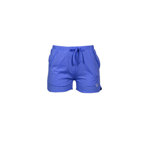 Deivee Blue Running / Yoga / Gym Shorts For Women
