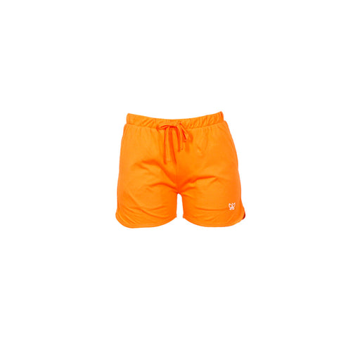 Orange Deivee Basic Shorts - Deivee