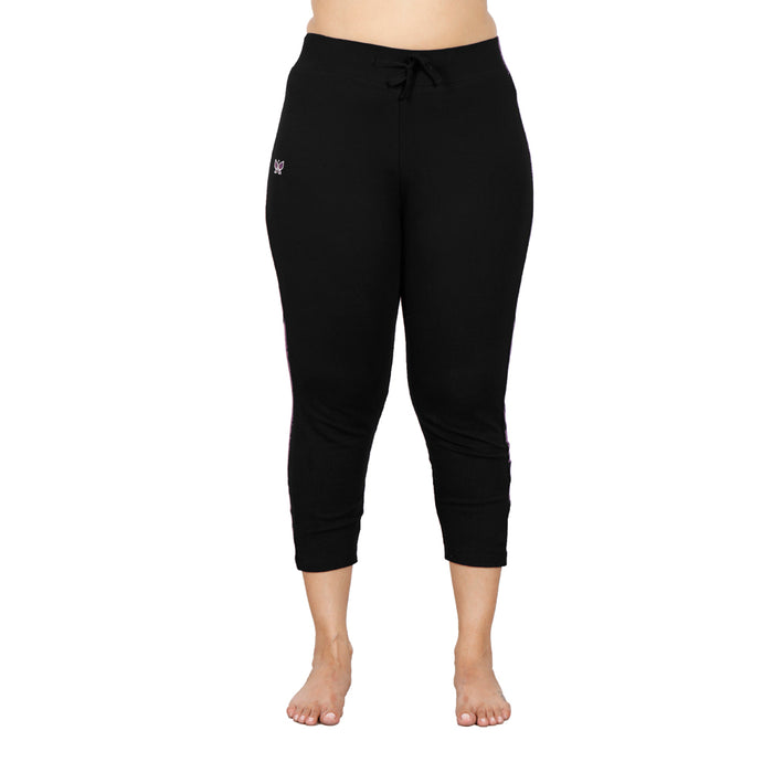 Black Yoga Capri