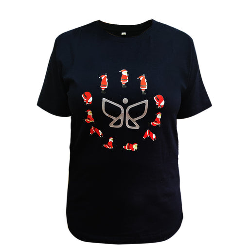 Unisex Navy Christmas Tee - Limited Edition - Deivee