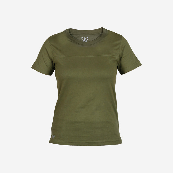 Mehandi Green Yoga T-Shirt