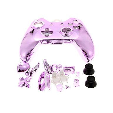 Xbox One Wireless Controller Housing Case Plastic Shell Button Kit Accessories Pink