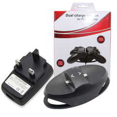 Dual charge station for PS4 controller UK Plug