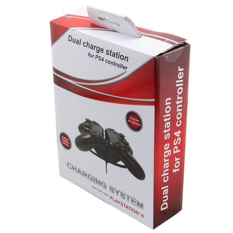Dual charge station for PS4 controller EU Plug