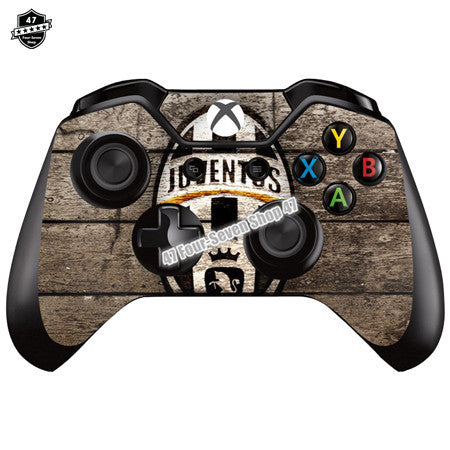 Juventus Sticker Skin for Xbox One Controller