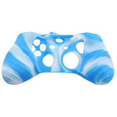 Silicone Case Cover for XBOX One Controller White Blue Multi Color