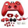 New Replacement Full Housing Shell Case Parts For Xbox One Wireless Controller Red