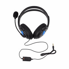 PS4 Wired Gaming Headset with Mic Stereo Super Bass