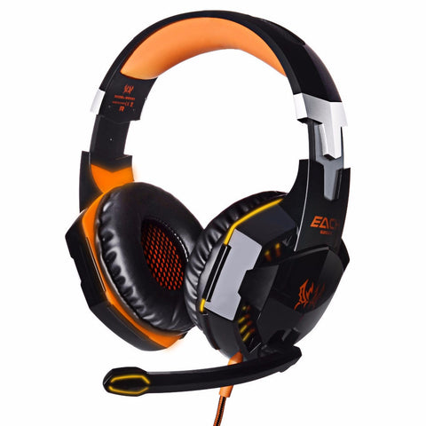 PS4 Audifonos Gaming Headset Headphones and Earphone