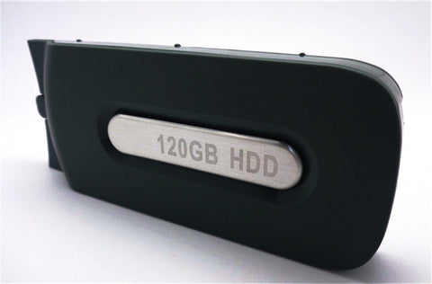 120GB HDD Hard Disk Fat Video Game Console For Xbox 360