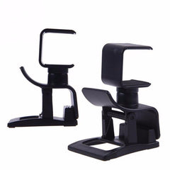 PS4 TV Clip Monitor Mount Holder Stand Adjustable for Eye Camera
