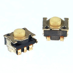 DS-Lite 2pcs/set Repair Parts Replacement L+R Buttons Left Right Switches for Nintendo