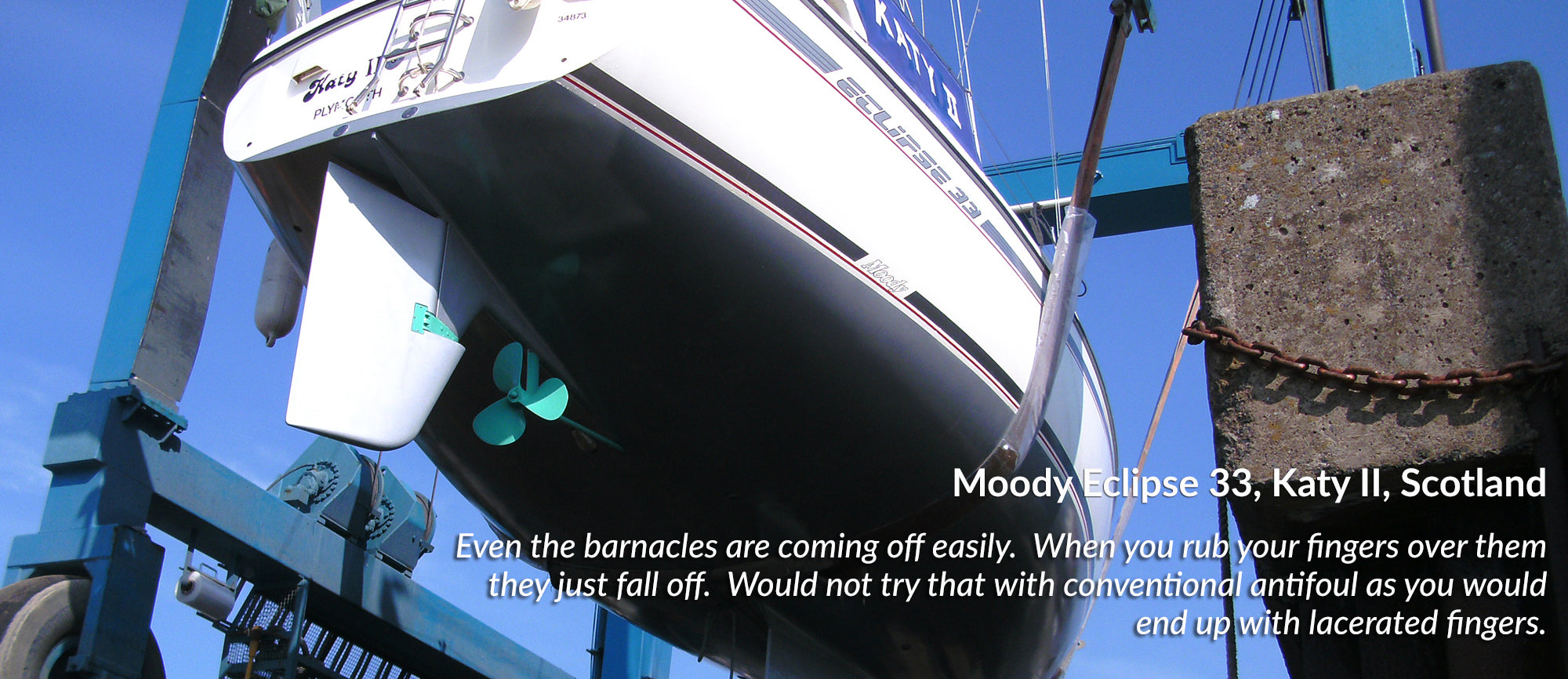 Foul Release Vs Antifoul on Boats