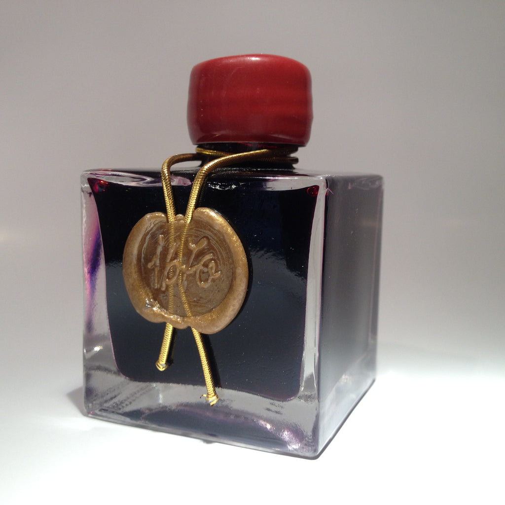 Flacon d'encre J.Herbin Rouge 50 ml