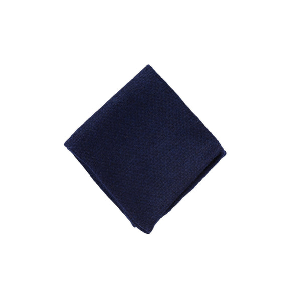 The Navy Lambswool