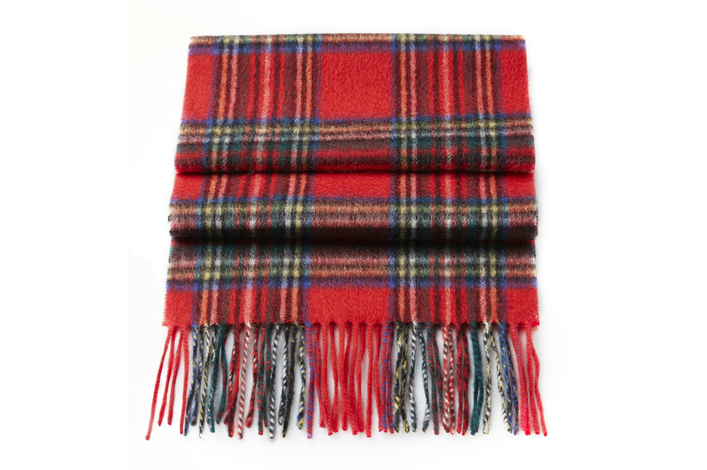 The Royal Stewart scarf