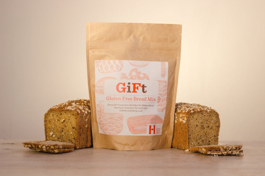 GiFt Gluten Free Bread Mix