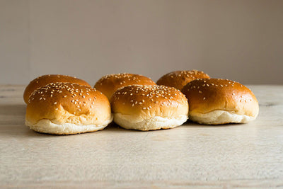 6x Ultimate Burger Buns