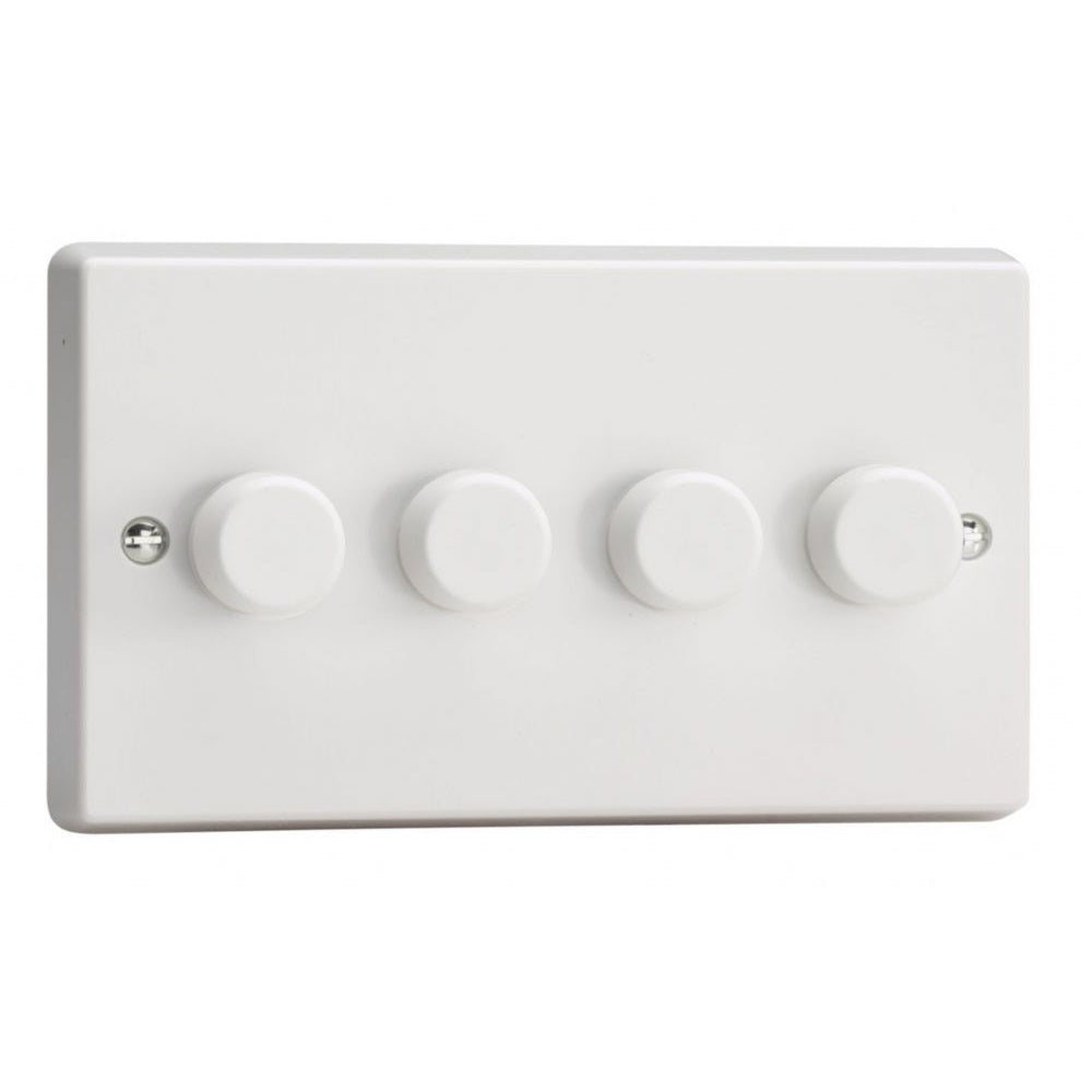 Varilight JQDP254W | White Dimmer Switch