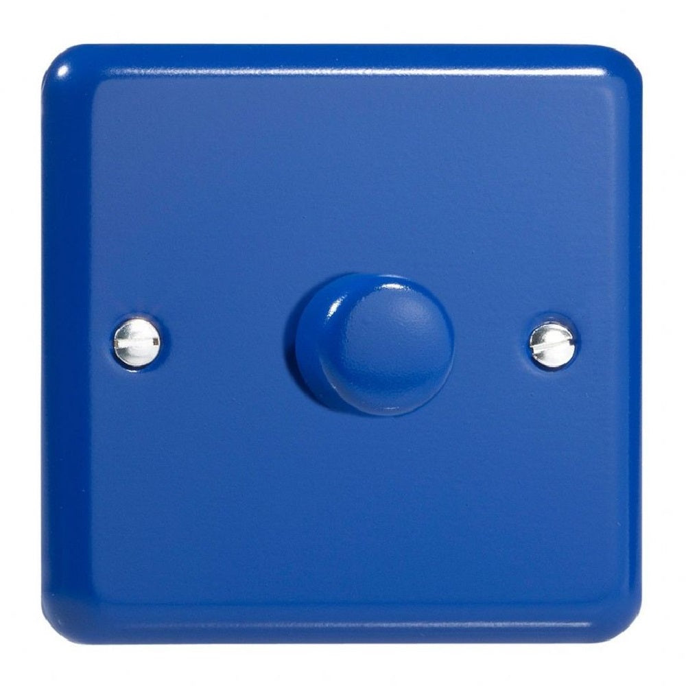 Varilight JYP401.RB | Reflex Blue Lily Dimmer Switch | JYP401RB