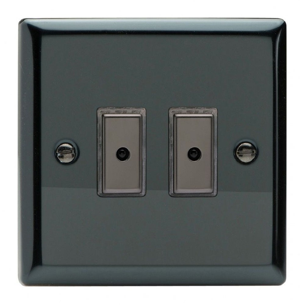 Varilight JiE102 | Iridium Black Classic Dimmer Switch