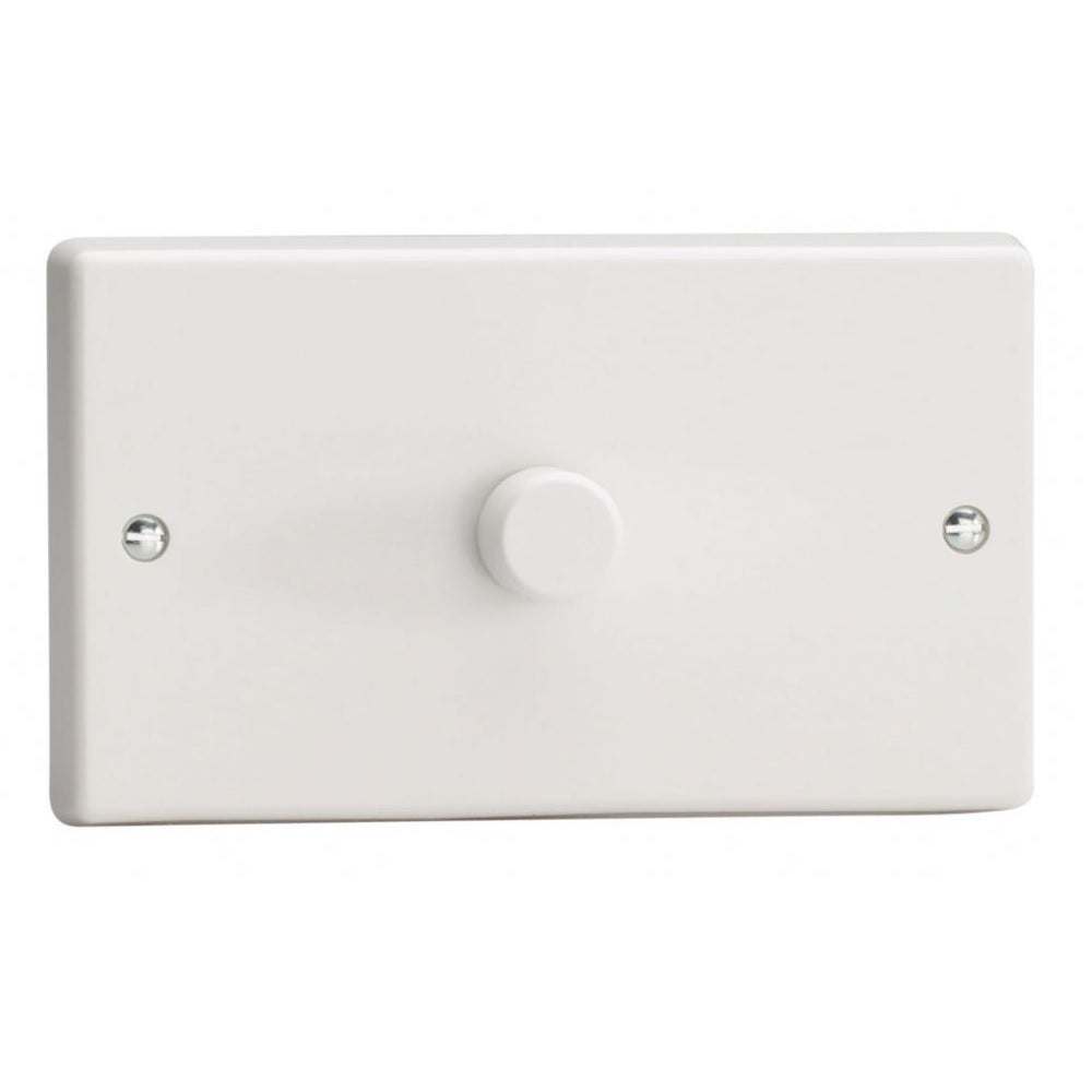Varilight KQDP601W | White Dimmer Switch
