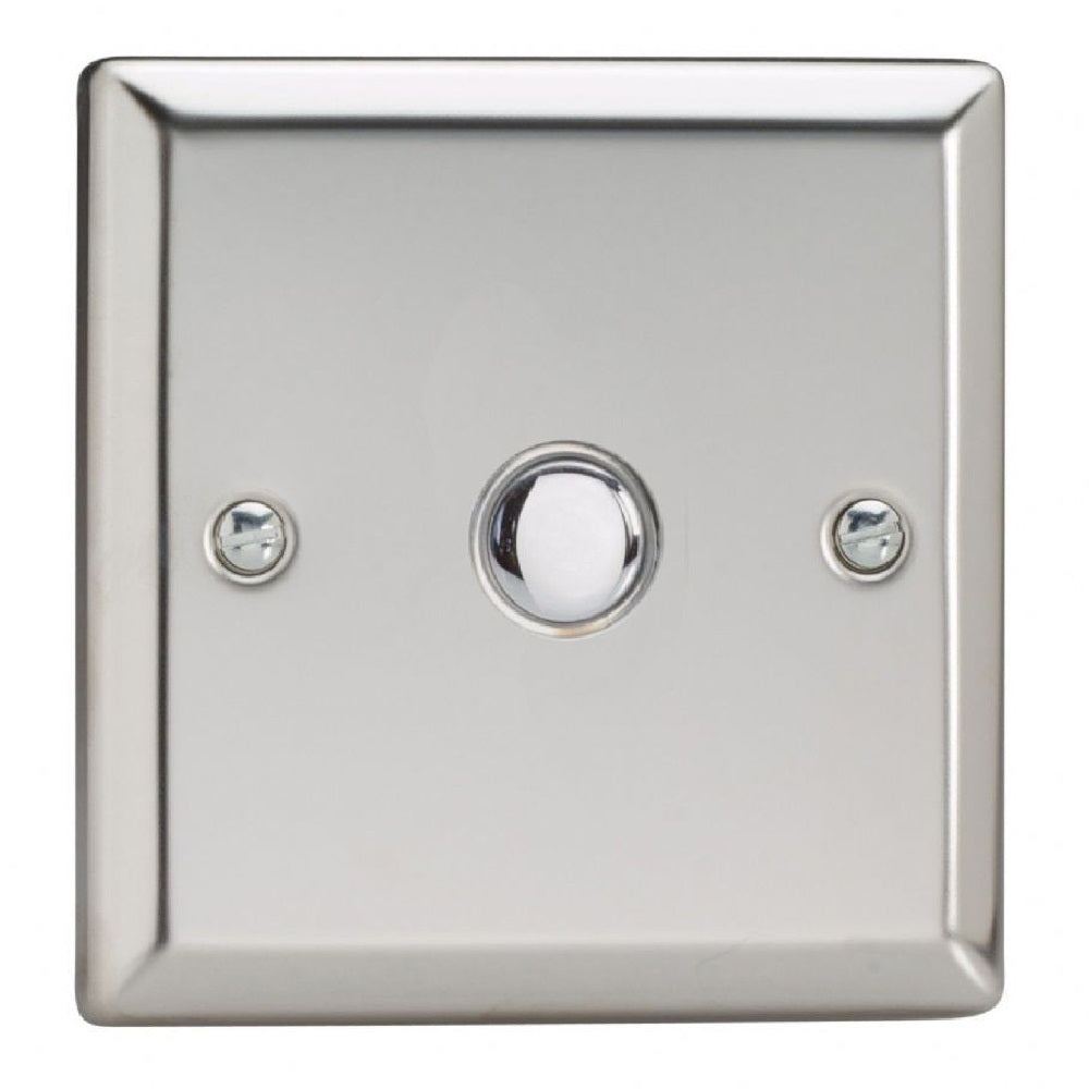 Varilight XCP1 | Mirror Chrome Classic Impulse Switch