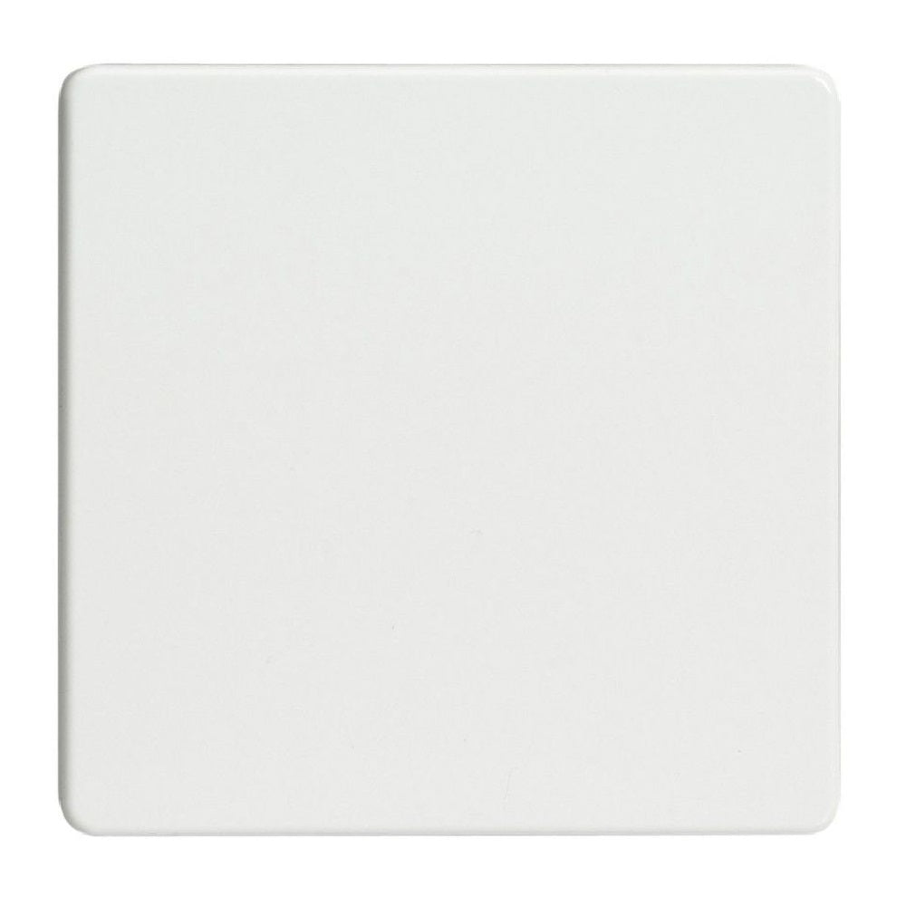 Varilight XDQSBS | Premium White Screwless Blank Plate