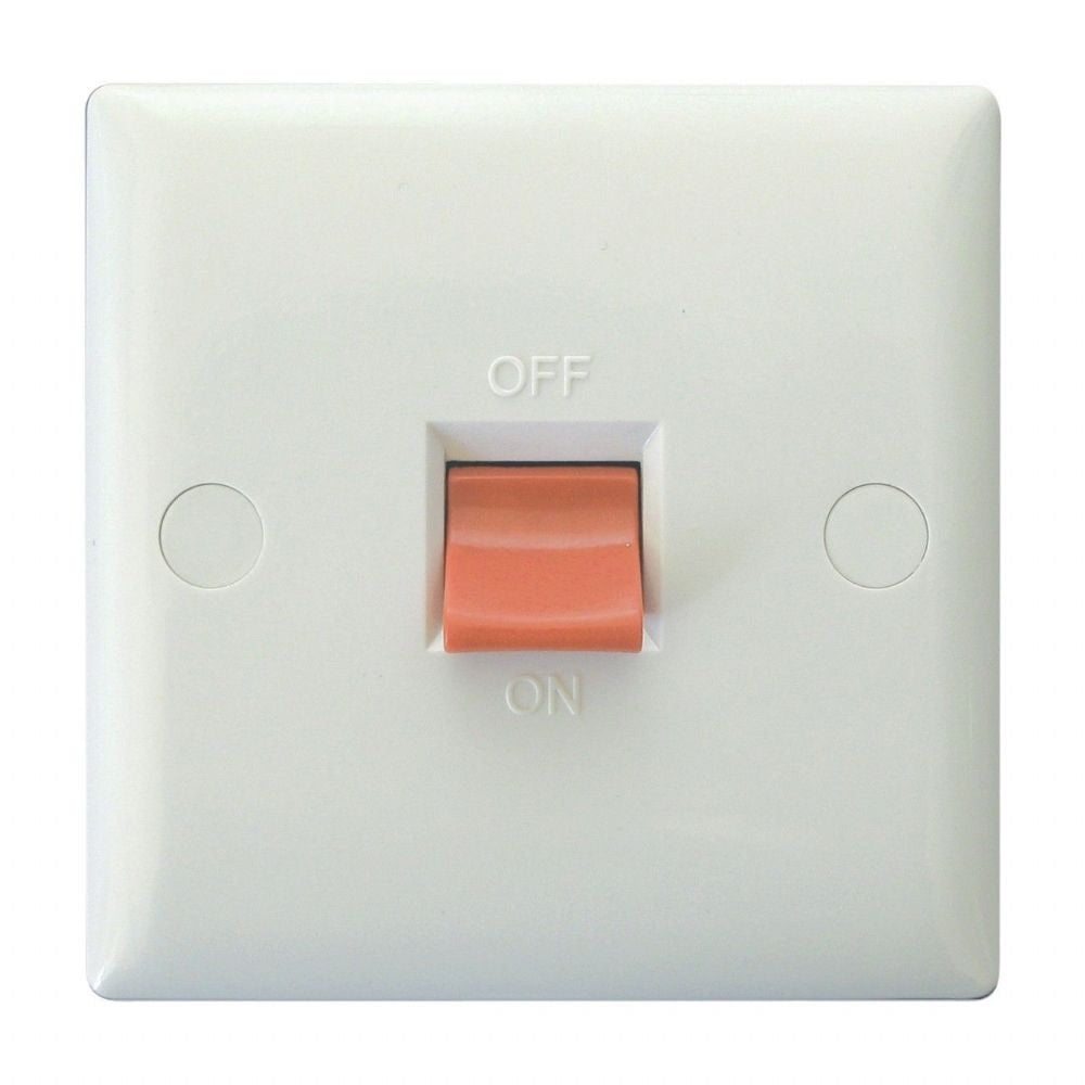 Varilight XO45SW | Polar White Cooker Switch