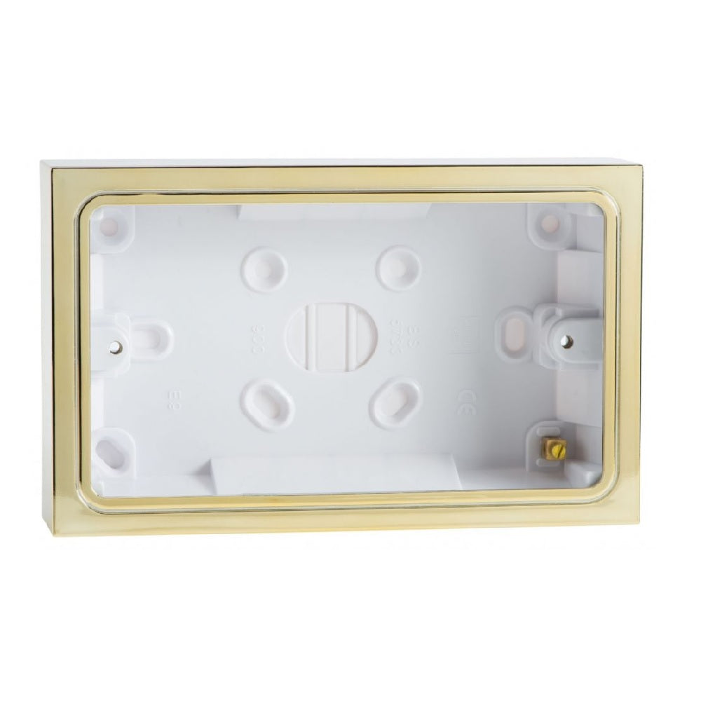 Varilight YBD.B | Pattress Wall Box | YBDB
