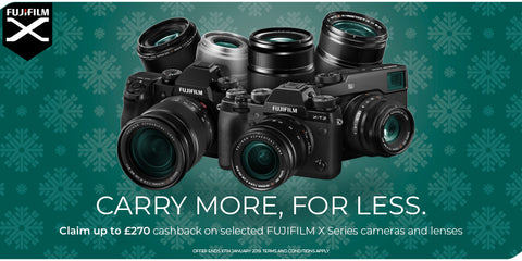 Fuji Winter Cashback Promotion
