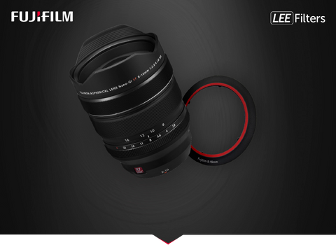 Free Lee Adapter Ring with purchases of Fuji 8-16mm lens. Offer available on purchases up until 31st March 2019