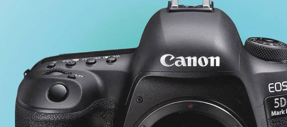 SAVE £300 ON THE CANON 5D IV AT CAMBRIAN PHOTOGRAPHY IN COLWYN BAY, NORTH WALES