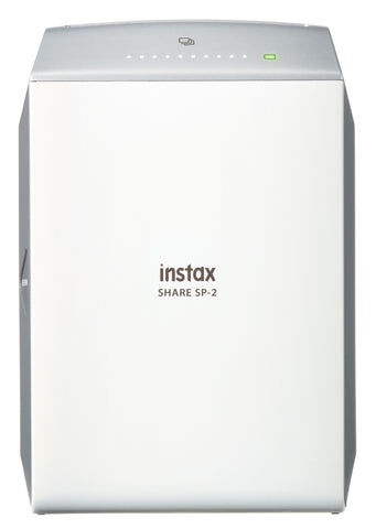 instax SHARE SP-2 Wireless Printer - Silver - Cambrian Photography - 5