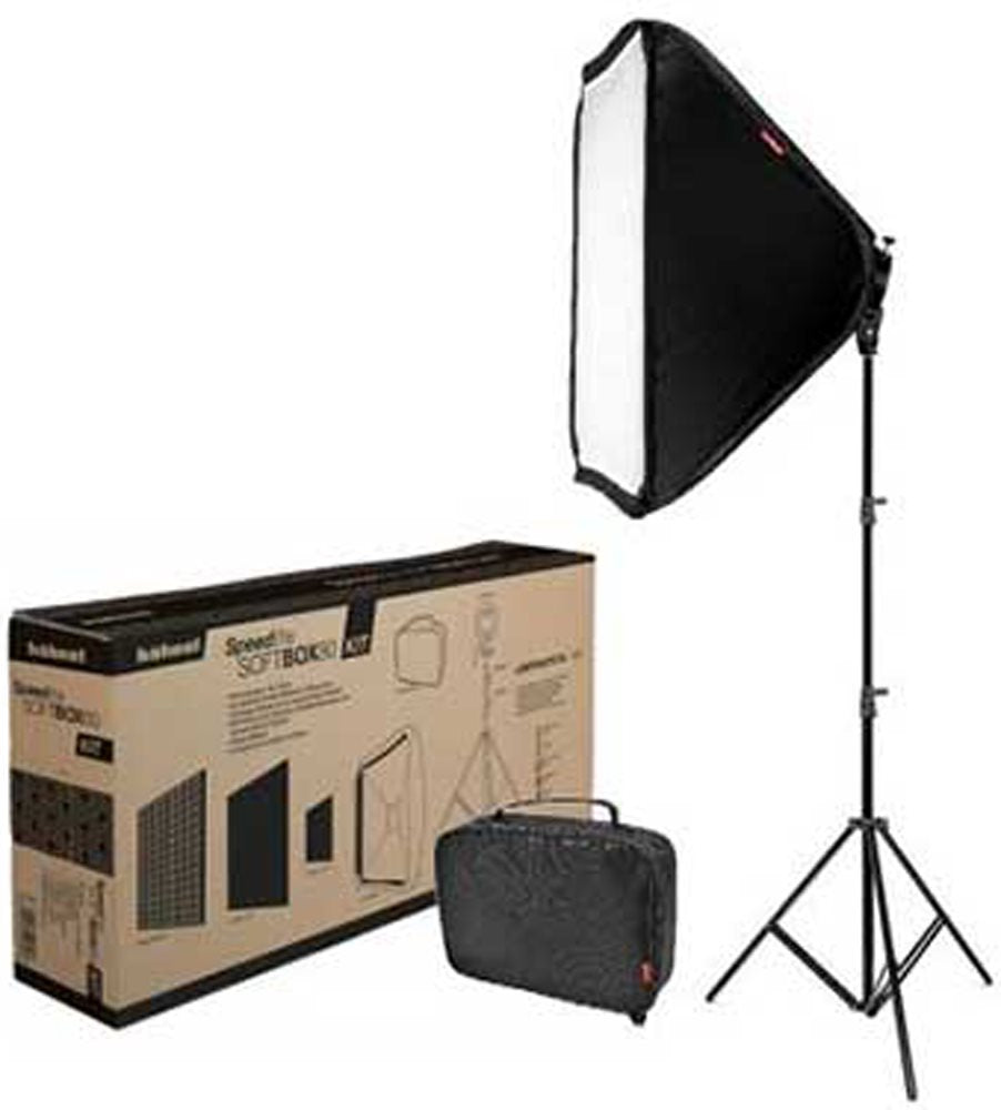Hahnel Speedlite softbox 80 Kit