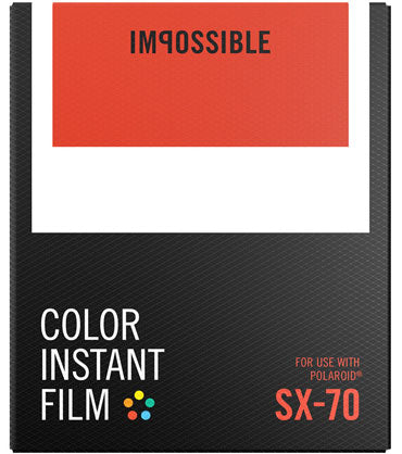 Impossible Colour Instant Film for SX-70