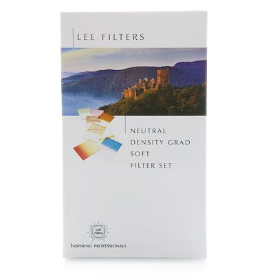 Lee 100mm ND Grad Soft Resin Filter Set