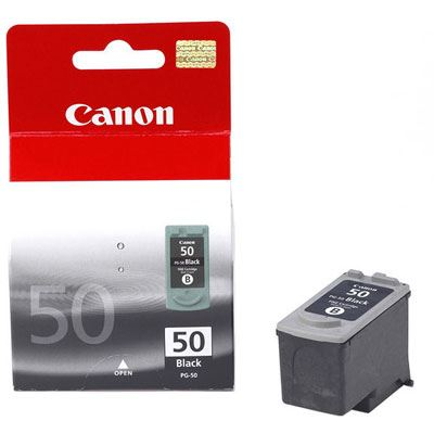 Canon PG50 Black Ink Cartridge