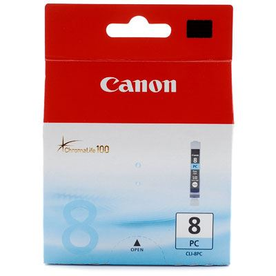 Canon CLI8 Photo Cyan Ink Cartridge