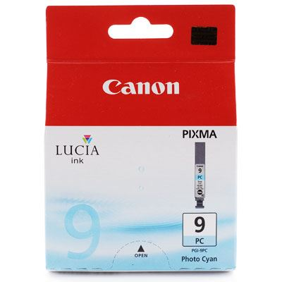 Canon PGI9PC Photo Cyan Ink Cartridge