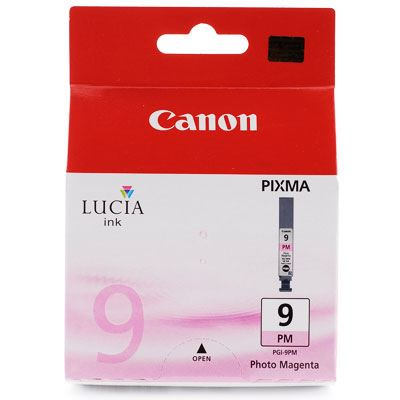 Canon PGI9PM Photo Magenta Ink Cartridge