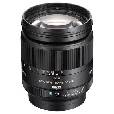 Sony 135mm f2.8 STF Lens