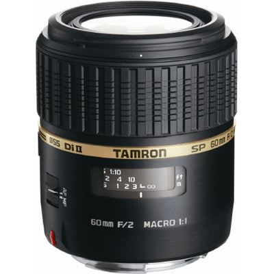 Tamron SP AF 60mm f2 Di II LD (IF) Macro Lens - Sony Fit