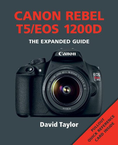 Canon EOS 1200D The Expanded Guide