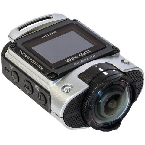 Pentax wg-m2 Action Camera Silver