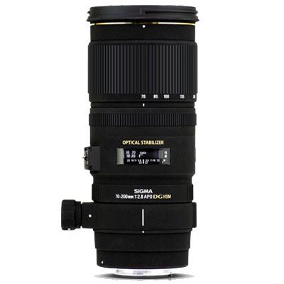 Sigma 70-200mm f2.8 EX DG OS HSM - Canon Fit