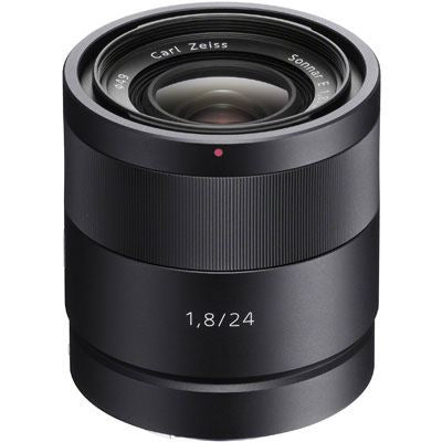 Sony E 24mm F1.8 ZA Carl Zeiss Sonnar T* Lens